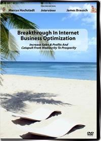 Breakthrough In Internet Business Optimization