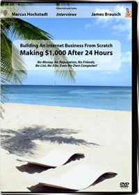 Building An Internet Business From Scratch