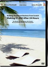 Building An Internet Business From Scratch