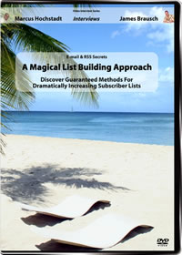 E-mail & RSS - A Magical List Building Approach