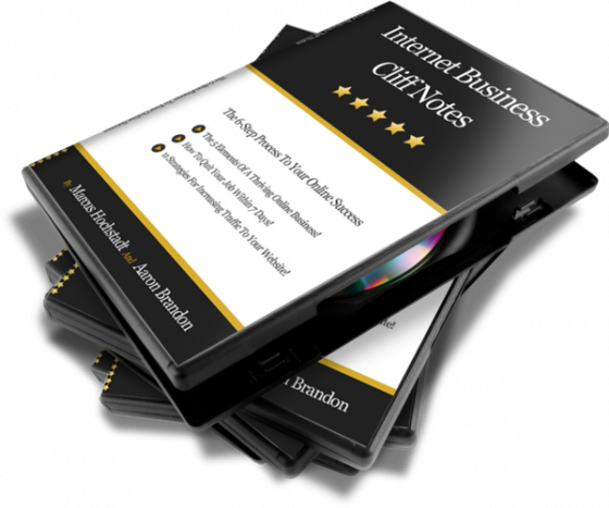Internet Business Cliff Notes