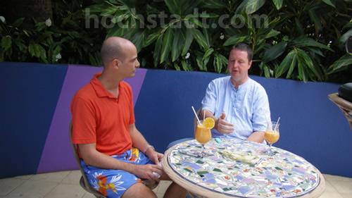 Interviewing James Brausch